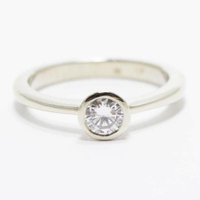76461c13b Egyedi tervezésű gyémánt eljegyzési gyűrű   SMD